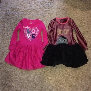 4t girls holiday dresses